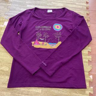 コロンビア(Columbia)の長袖Tシャツ ロンT コロンビア(Tシャツ(長袖/七分))