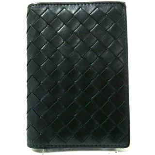 ボッテガヴェネタ(Bottega Veneta)のボッテガヴェネタ カードケース 120701 黒(名刺入れ/定期入れ)