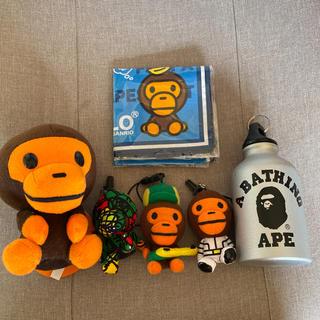A BATHING APE - a bathing ape グッズ
