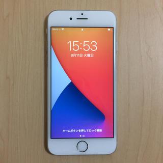 アイフォーン(iPhone)のiPhone6s simフリー 64GB バッテリー82% 3Dタッチ不良(スマートフォン本体)