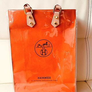 Hermes - エルメスhermesクリアバッグ トートバッグ ハンドバッグ