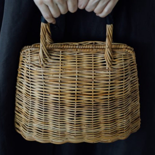 nest Robe - 期間限定お値下げ中☆odds アラログ シェルバッグ ハンドバッグ型バスケット