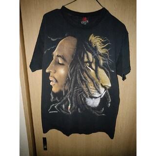 ネスタブランド(NESTA BRAND)のZION ボブ・マーリー ラスタ Tシャツ Mサイズ(Tシャツ/カットソー(半袖/袖なし))