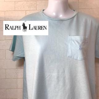 Ralph Lauren - ラルフローレン  刺繍ロゴ Tシャツ