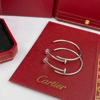 カルティエ(Cartier)のカルティエ ピアス(ピアス)
