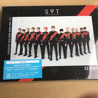 SEVENTEEN JAPAN TOUR SVTBlu-ray HMV限定盤新品