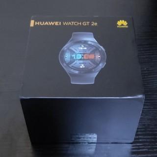 HUAWEI Watch GT2e 46mm Graphite Black(腕時計(デジタル))