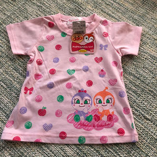 バンダイ(BANDAI)のアンパンマンTシャツ 80サイズ(Tシャツ)