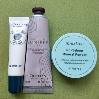 L'OCCITANE - ロクシタン&イニスフリー セット
