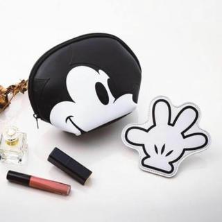 ミッキーマウス - InRed インレッド 2020年 4月号【付録】 ミッキーマウスポーチ