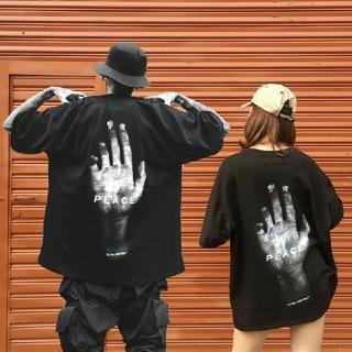 個性派プリント Tシャツ トップス 半袖 セール 人気 hh811