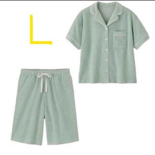 GU - 新品 GU ジーユー SABON サボン パジャマ Mint ミント L