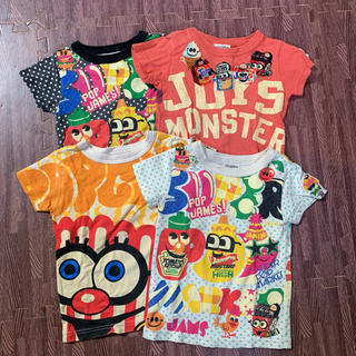 ジャム(JAM)のJAM Tシャツ 100 セット(Tシャツ/カットソー)