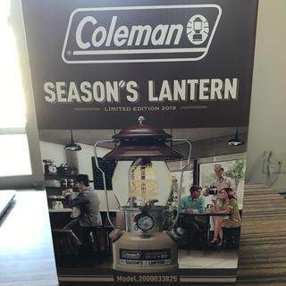 コールマン(Coleman)のSeason's Lantern2019 Limited Edition(ライト/ランタン)