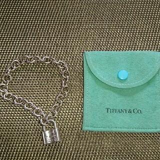 ティファニー(Tiffany & Co.)のUSED☆ティファニー TIFFANY. &CO ブレスレット シルバー925(ブレスレット/バングル)