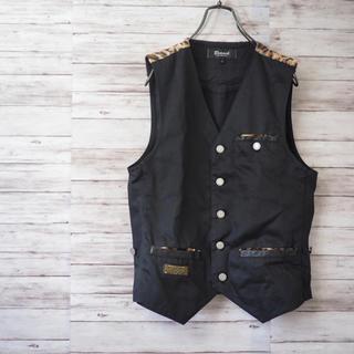 エゴトリッピング(EGO TRIPPING)のEGO TRIPPING BRANCH Leopard Vest(ベスト)