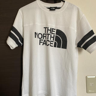THE NORTH FACE - THE NORTH FACEメッシュTシャツ