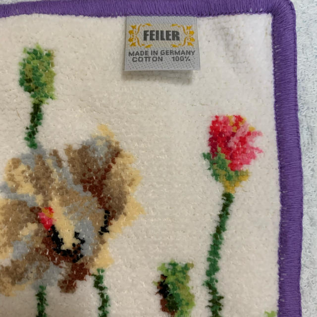 FEILER(フェイラー)のフェイラー タオルハンカチ③ レディースのファッション小物(ハンカチ)の商品写真
