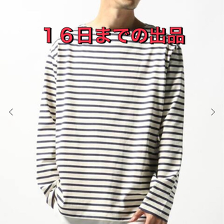COMOLI - LE エルイー バスクシャツ STANDARD
