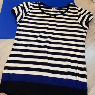 バーバリーブルーレーベル(BURBERRY BLUE LABEL)のブルーレーベル(カットソー(半袖/袖なし))