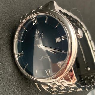 オメガ(OMEGA)のオメガ デビル プレステージ コーアクシャル OMEGA デ・ヴィル(腕時計(アナログ))