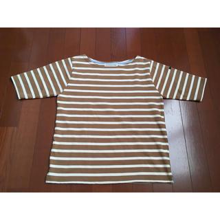 チャイルドウーマン(CHILD WOMAN)のMy Fav. チャイルドウーマン ボーダーTシャツ(Tシャツ(半袖/袖なし))