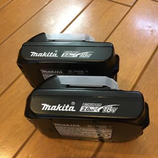 マキタ(Makita)のマキタ  純正 BL1820B  新品2個セット カバー付き(工具/メンテナンス)