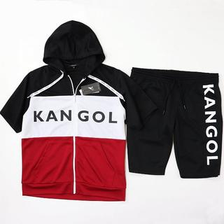 カンゴール(KANGOL)の(新品)KANGOL 特大  パーカー 上下セット(その他)