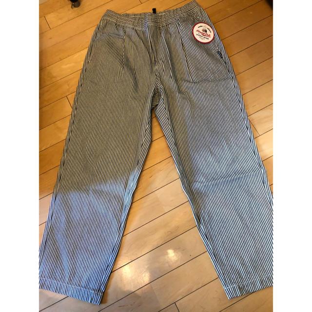 GU(ジーユー)のジーユー GU × STUDIO SEVEN スタジオセブン シェフパンツ メンズのパンツ(ワークパンツ/カーゴパンツ)の商品写真