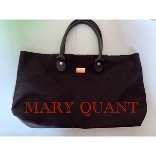 マリークワント(MARY QUANT)のトートバッグ マリークワント ブラック 付録(トートバッグ)