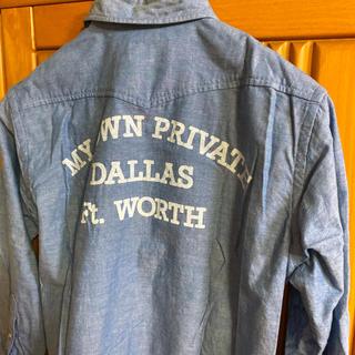 アーバンリサーチ(URBAN RESEARCH)のアーバンリサーチ デニム風シャツ(Tシャツ/カットソー(七分/長袖))