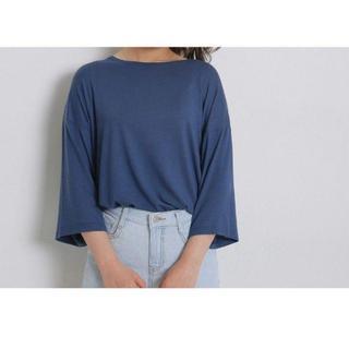 ゴゴシング(GOGOSING)のG385新品*)gogosingサラサラTシャツ(Tシャツ(長袖/七分))