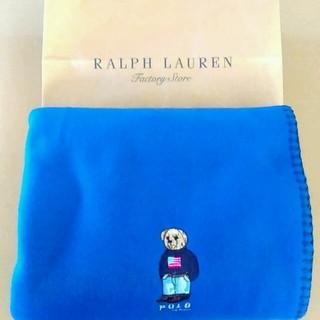 ラルフローレン(Ralph Lauren)のラルフローレン スローブランケット(毛布)