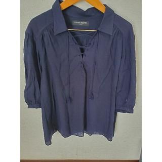 ユナイテッドアローズ(UNITED ARROWS)の美品 UNITEDARROWS ブラウス(シャツ/ブラウス(半袖/袖なし))