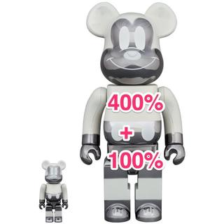 FRAGMENT - 新品未開封 400% fragment design MICKEY MOUSE