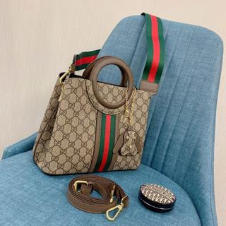 Gucci - ハンドバッグ❥(^_-)