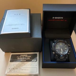 ジーショック(G-SHOCK)のG-SHOCK マッドマスター GWG-1000(腕時計(デジタル))