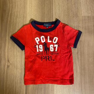 ポロラルフローレン(POLO RALPH LAUREN)のポロ ラルフローレン 半袖 シャツ 80(Tシャツ)