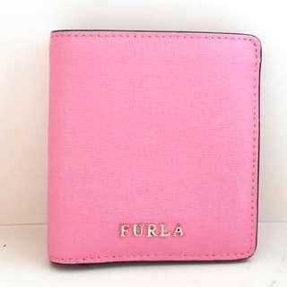 フルラ(Furla)のフルラ 2つ折り財布 - ピンク レザー(財布)