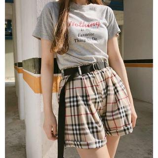 ゴゴシング(GOGOSING)のG396新品*)gogosingレタリングTシャツ(Tシャツ(半袖/袖なし))