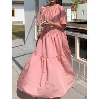 ZARA - 新品 バースデーバッシュ BIRTHDAYBASH ティアードワンピース ドレス