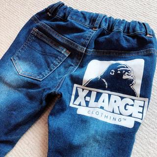 XLARGE - X-LARGE キッズデニム 90cm