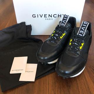 GIVENCHY - 【底値】GIVENCHY ジバンシー  ロゴストラップ スニーカー