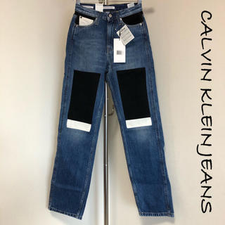 カルバンクライン(Calvin Klein)の新品未使用 / CALVIN KLEIN JEANS / ストレートデニム(デニム/ジーンズ)