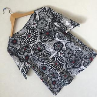 マリメッコ(marimekko)のマリメッコ UNIQLOコラボ 半袖シャツ(Tシャツ(半袖/袖なし))