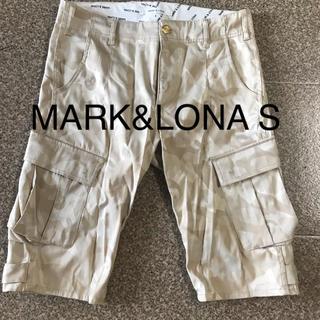 マークアンドロナ(MARK&LONA)のMARK&LONA カモスカル S(ウエア)