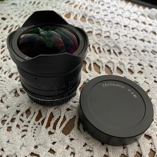7 Artisans 七工匠 7.5mm f2.8 fish eye