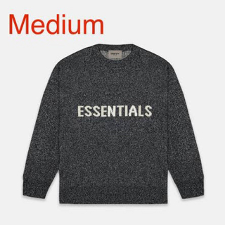 FEAR OF GOD - FOG Essentials 20ss Knit Sweater