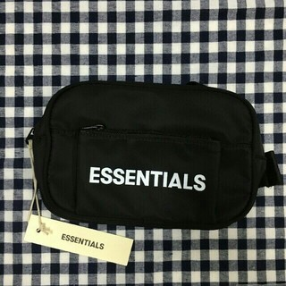 FEAR OF GOD - 新品 FOG ESSENTIALS バック