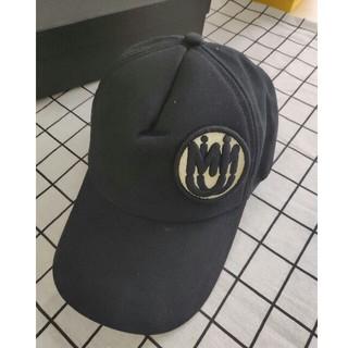 miumiu - miumiu キャップ 帽子 ミュウミュウ